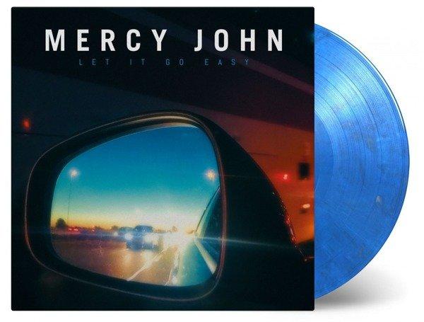 MERCY JOHN Let It Go Easy LP (Coloured Vinyl)