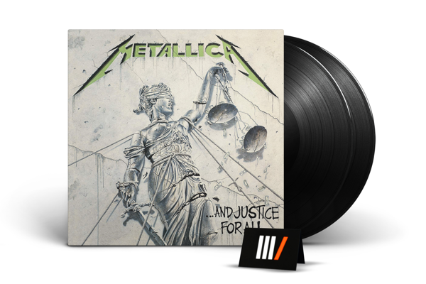 METALLICA ...And Justice For All 2LP