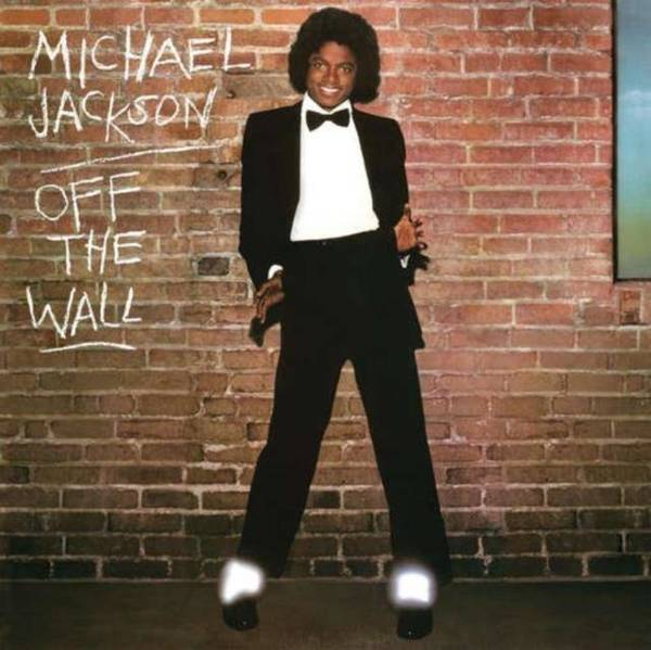 MICHAEL JACKSON Off The Wall LP