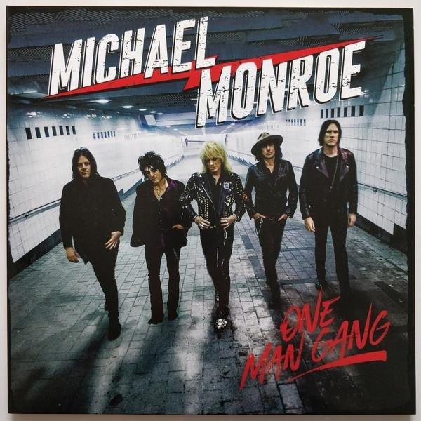 MICHAEL MONROE One Man Gang LP