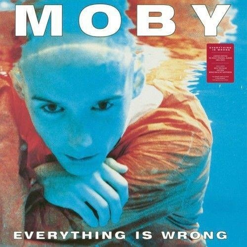 MOBY Everything Is Wrong LP