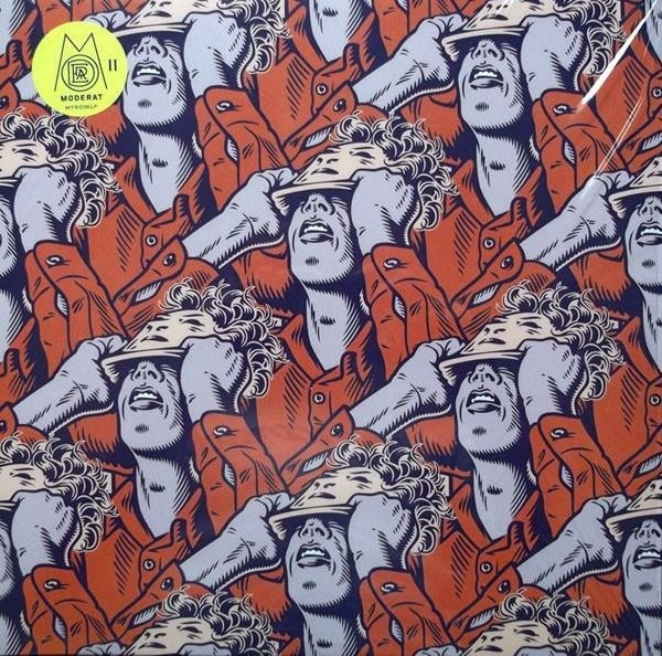 MODERAT II  Deluxe Limited Edition 2LP