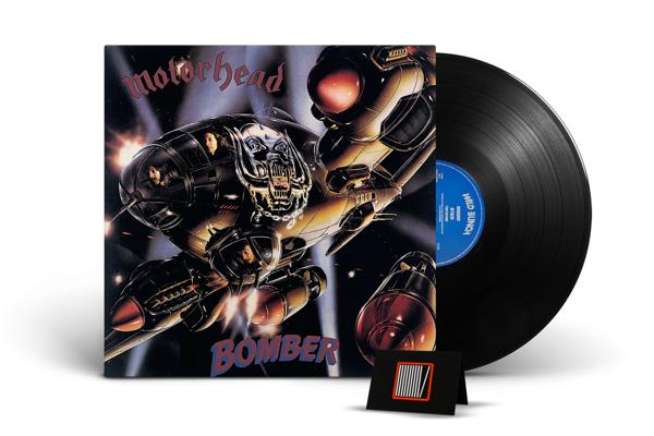 MOTORHEAD Bomber LP