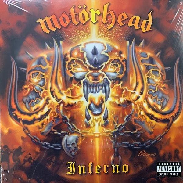 MOTORHEAD Inferno 2LP