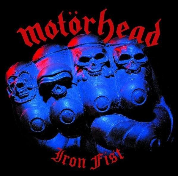 MOTORHEAD Iron Fist LP