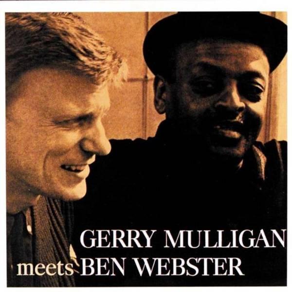 MULLIGAN/WEBSTER Mulligan Meets Webster / Vital Vinyl LP