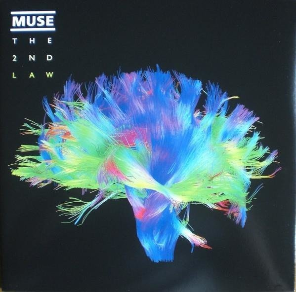 MUSE 2nd Law 2LP