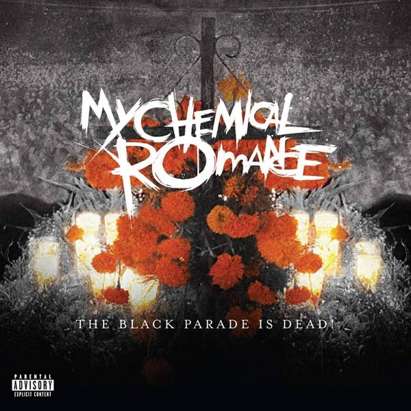 MY CHEMICAL ROMANCE Rsd - The Black Parade Is Dead! 2LP