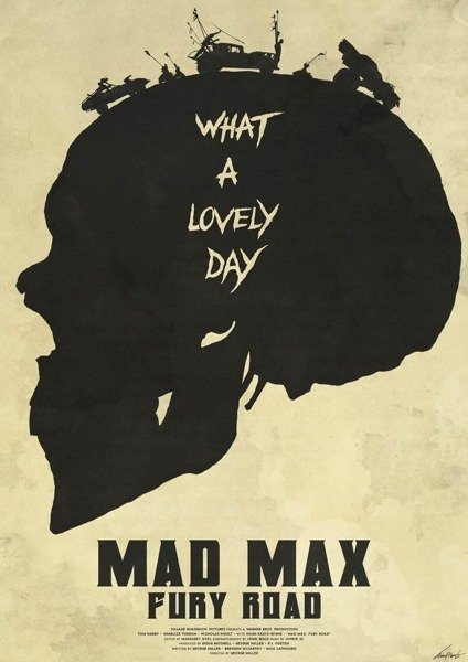 Mad Max: Fury Road PLAKAT