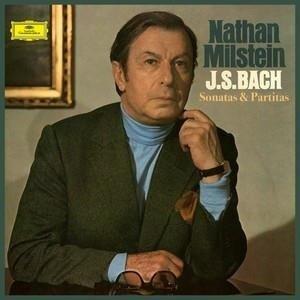 NATHAN MILSTEIN Bach Violin Sonatas & Partitas 3LP