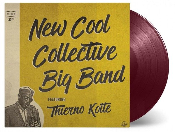 NEW COOL COLLECTIVE BIG BAND & THIERNO KOITE New Cool Collective Big Band & Thierno Koite LP
