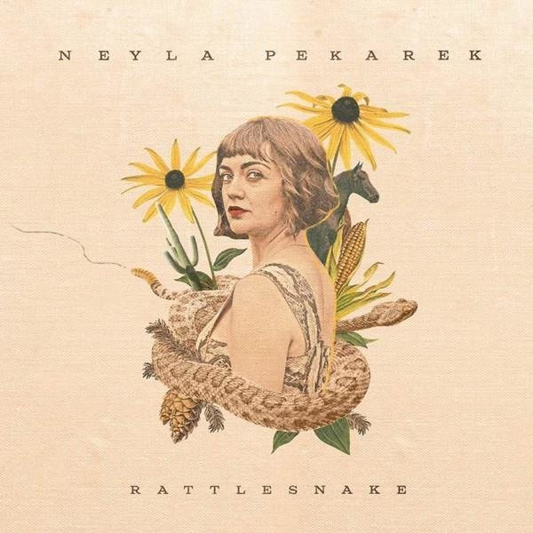 NEYLA PEKAREK Rattlesnake LP