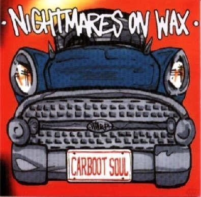 NIGHTMARES ON WAX Carboot Soul 2LP
