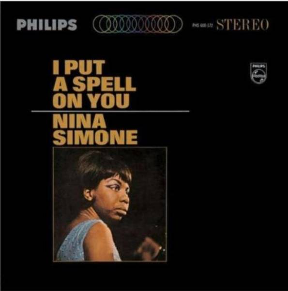 NINA SIMONE I Put A Spell On You. LP