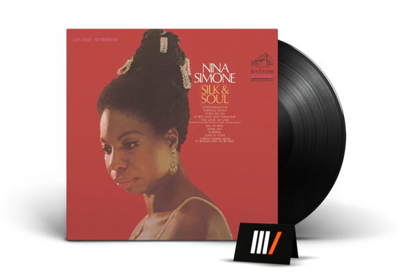 NINA SIMONE Silk & Soul LP