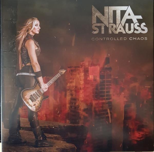 NITA STRAUSS Controlled Chaos (TRANSPARENT Yellow) LP