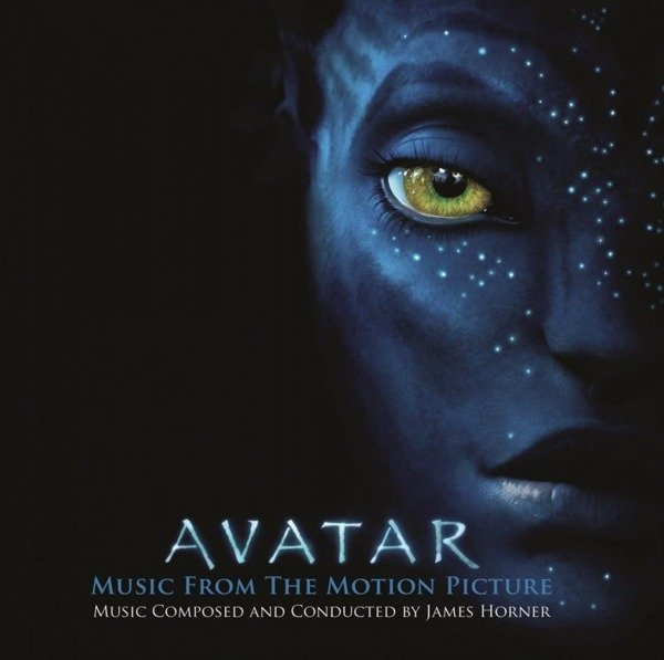 OST Avatar 2LP (Coloured Vinyl)