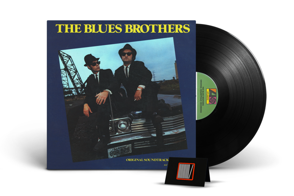 OST Blues Brothers LP