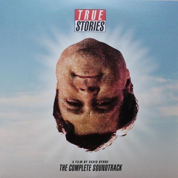 OST / DAVID BYRNE The Completetrue Stories Soundtrack, A Film By David Byrne 2LP