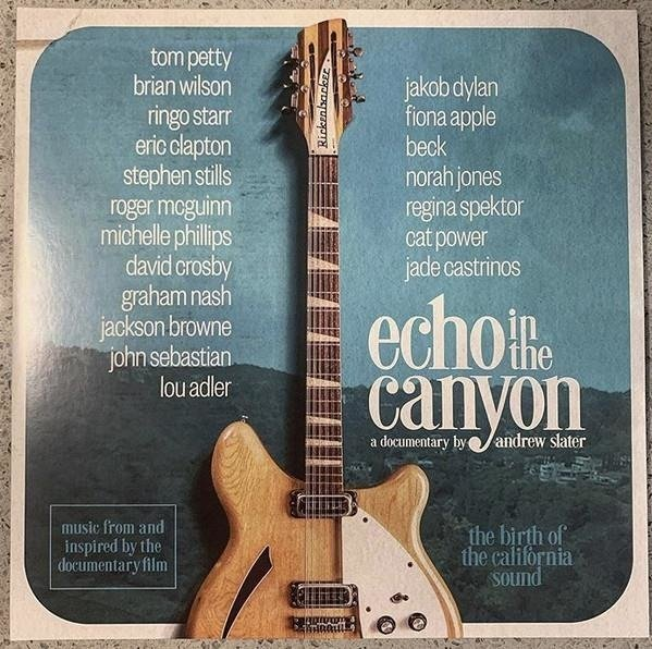 OST / ECHO IN THE CANYON Echo In The Canyon (ORIGINAL Motion Picture Soundtrack) LP