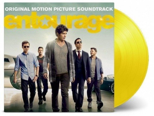 OST Entourage LP