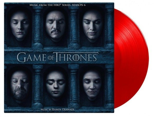 OST Game of Thrones 6 (Ramin Djawadi) 3LP