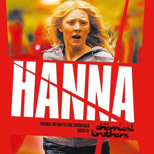 OST Hanna (Chemical Brothers) LP (Red Vinyl)