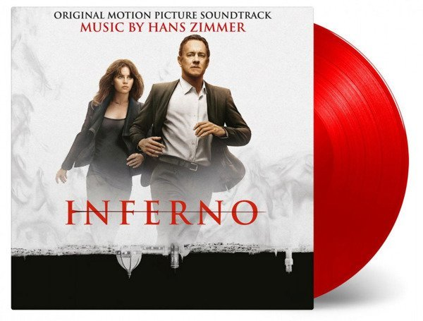 OST Hans Zimmer Inferno 2LP