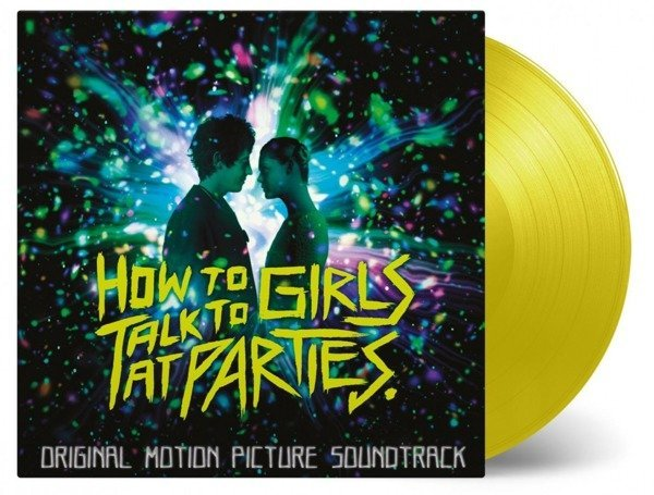 OST How To Talk To Girls At Parties 2LP