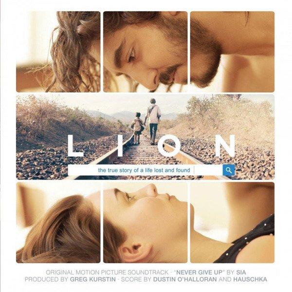 OST Lion LP (Blue Vinyl)
