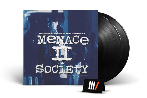 OST Menace II Society 2LP