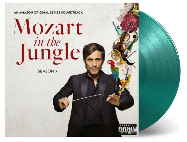 OST Mozart In the Jungle S3 LP