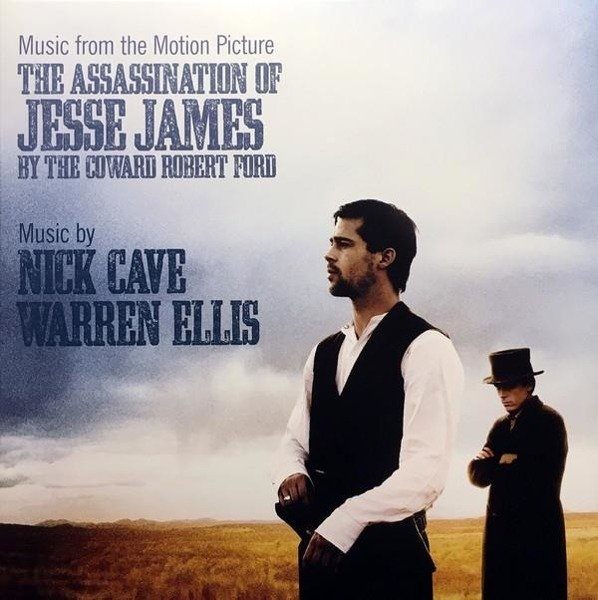 OST / NICK CAVE & WARREN ELLIS The Assassination Of Jesse James By The Coward Robert Ford LP