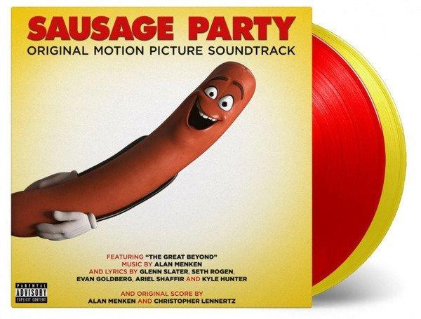OST Sausage Party 2LP (Coloured Vinyl)