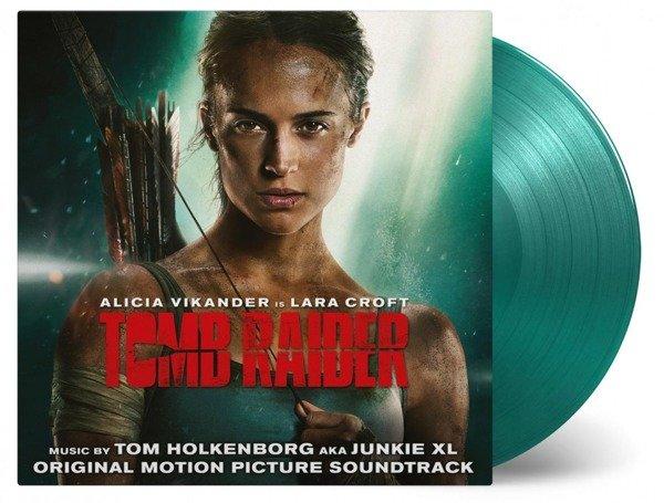 OST Tomb Raider 2LP (Coloured Vinyl)