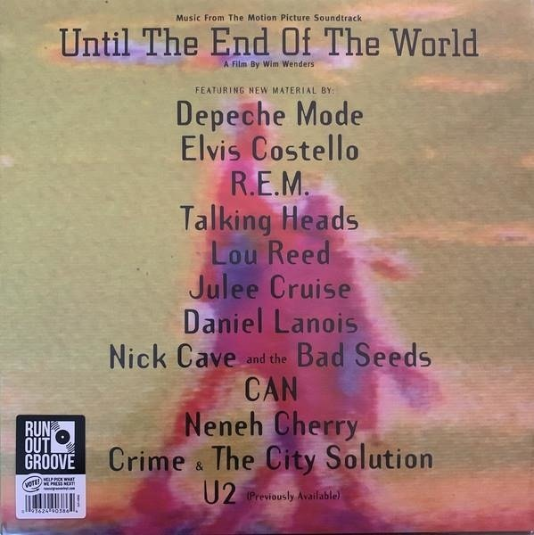 OST Until The End Of The World LP