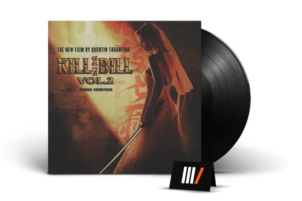 OST / VARIOUS Kill Bill Vol.2 LP