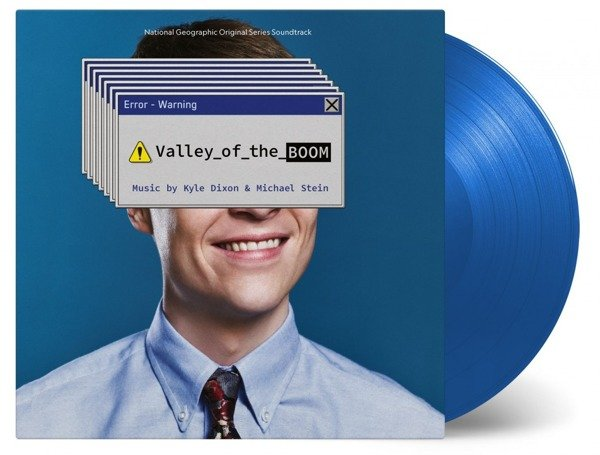 OST Valley of the Boom 2LP (Blue Vinyl)