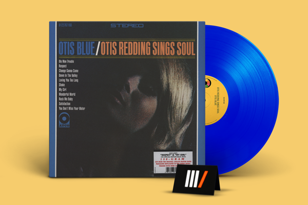 OTIS REDDING Otis Blue LP BLUE