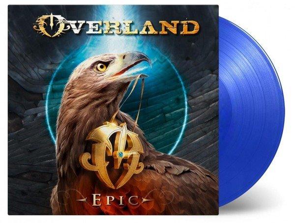OVERLAND Epic LP (Blue Vinyl)
