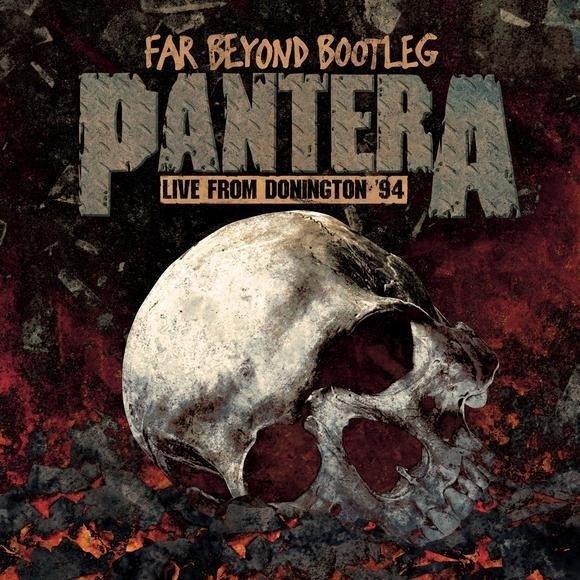 PANTERA Far Beyond Bootleg: Live From Donington '94 LP