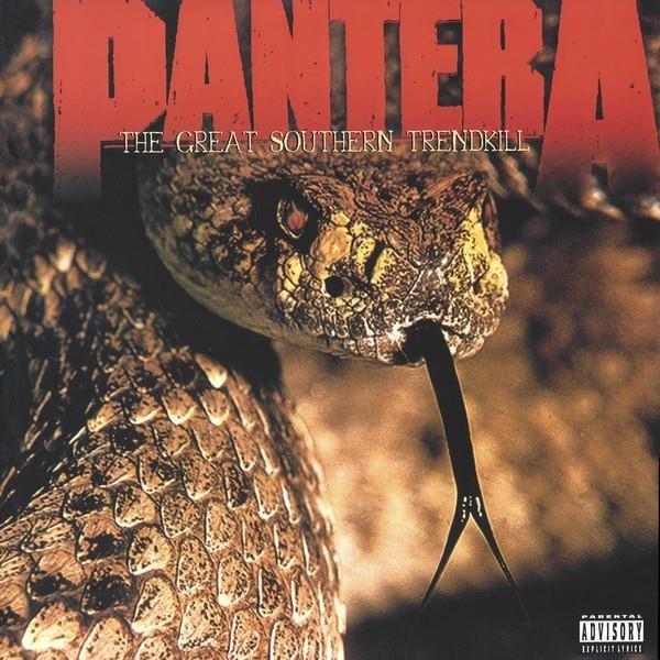 PANTERA Great Southern Trendkill 2LP
