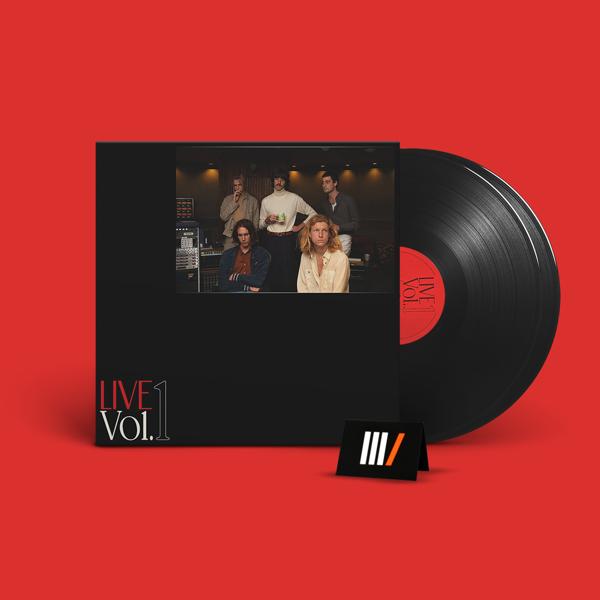PARCELS Live Vol.1 2LP