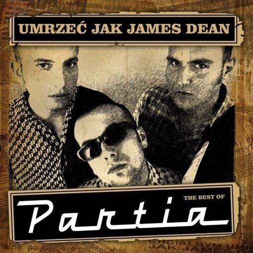PARTIA Umrzeć Jak James Dean - The Best Of LP