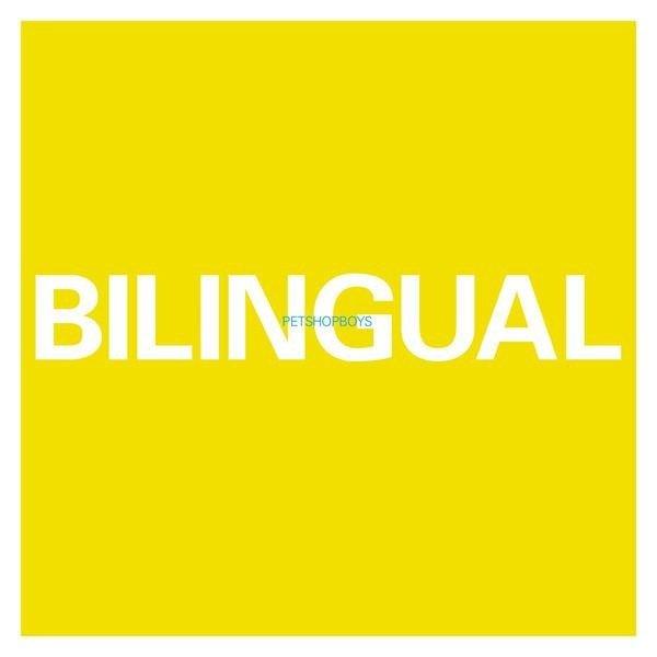 PET SHOP BOYS Bilingual LP