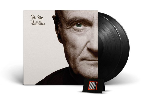 PHIL COLLINS Both Sides 2LP