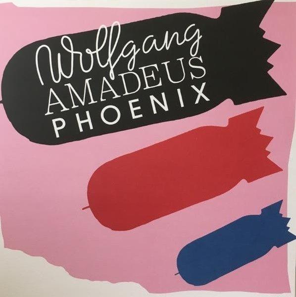 PHOENIX Wolfgang Amadeus Phoenix LP