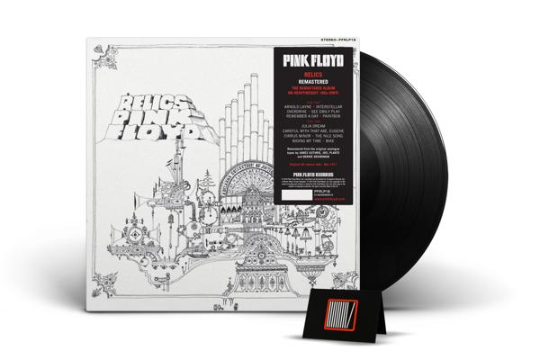 PINK FLOYD Relics LP