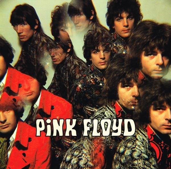 PINK FLOYD The Pipper At The Gates Of Down - 2011 Remastered LP