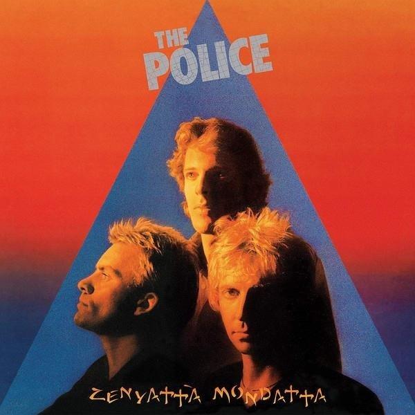 POLICE Zenyatta Mondatta LP